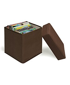 Single Folding Storage Seat