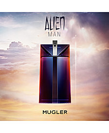 Mugler Men's ALIEN MAN Eau de Toilette Fragrance Collection