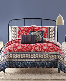 Indigo Bazaar Marbella King Comforter Set - 5 Piece