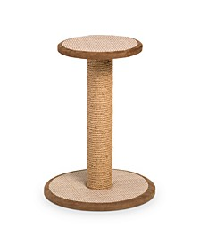 Kitty Power Paws Short Round Post With Platform 7103