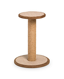 Prevue Pet Products Kitty Power Paws Short Round Post With Platform 7103