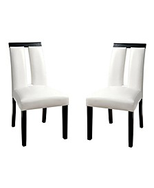 Jalen Contemporary Dining Chair (Set of 2)