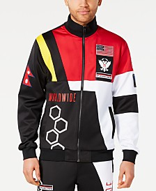 Reason Men's Adventure Club Track Jacket
