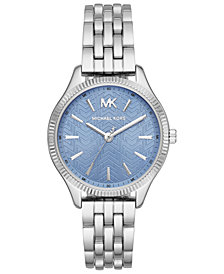 Michael Kors Women's Lexington Stainless Steel Bracelet Watch 36mm