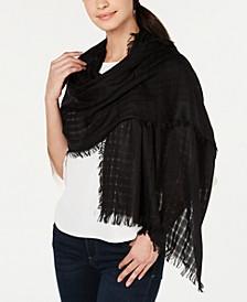 Lightweight Open Weave Scarf