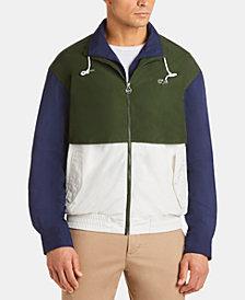 Lacoste Men's Lightweight Colorblocked Jacket