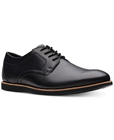 Clarks Men's Raharto Plain-Toe Oxfords