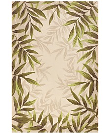 "KAS Harbor Nature 4225 Sand 3'3"" x 5'3"" Indoor/Outdoor Area Rug"