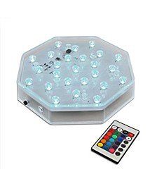 Lumabase 25 Bulb Base Light with Remote Control