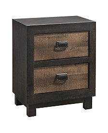 Harrison 2-Drawer Nightstand