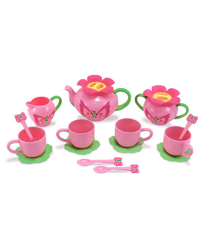 Melissa and Doug Kids Toy, Bella Butterfly Tea Set