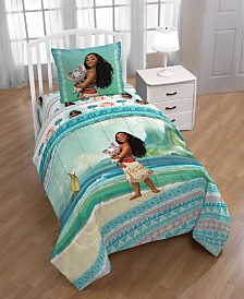 Disney Moana The Wave 2-Pc. Twin Comforter Set