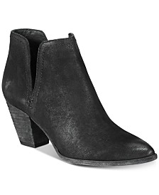 Frye Women's Jennifer Cutout Booties