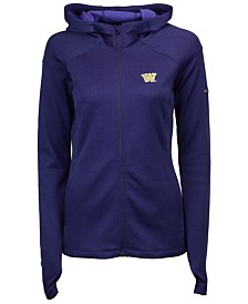 Columbia Women's Washington Huskies Saturday Trail Hooded Jacket