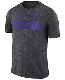 Nike Men's Minnesota Vikings Legend Lift T-Shirt