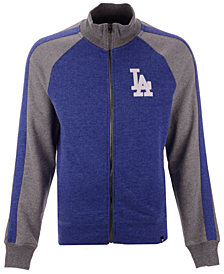 '47 Brand Men's Los Angeles Dodgers Match Track Jacket