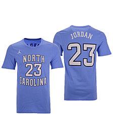 Nike Men's Michael Jordan North Carolina Tar Heels Basketball Future Stars Replica T-Shirt