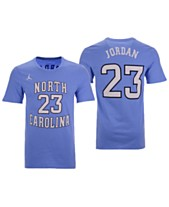 Nike Men s Michael Jordan North Carolina Tar Heels Basketball Future Stars  Replica T-Shirt b3f7484a4
