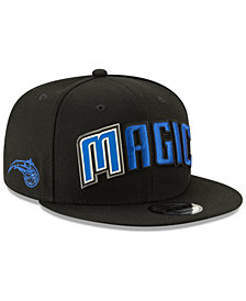 New Era Orlando Magic Enamel Script 9FIFTY Snapback Cap