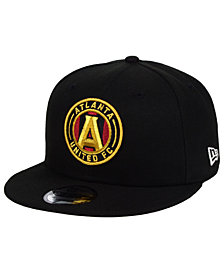 New Era Atlanta United FC Core 9FIFTY Snapback Cap