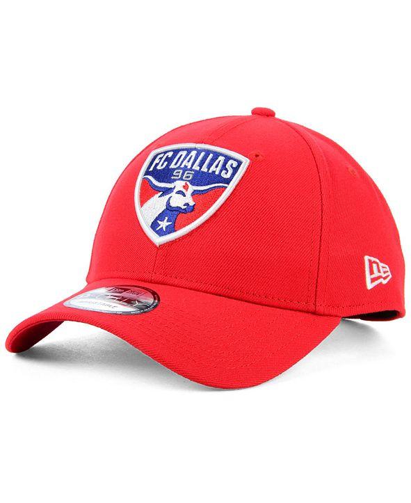 New Era FC Dallas Core 9FORTY Cap