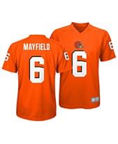 d32b06a90 Outerstuff Baker Mayfield Cleveland Browns Jersey T-Shirt