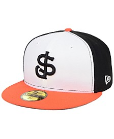 New Era San Jose Giants AC 59FIFTY-FITTED Cap
