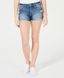 M1858 Cary Cutoff Denim Shorts, Created for Macy's