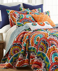 Levtex Home Serendipity King Quilt Set