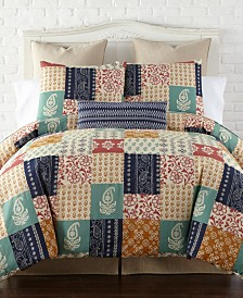 Levtex Home Jasmin Queen Duvet Cover Set