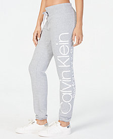 Calvin Klein Performance Logo Sweatpants