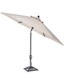 Cast Iron Outdoor Umbrella Base, Created for Macy's