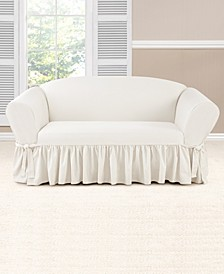 Essential Twill Slipcover Collection