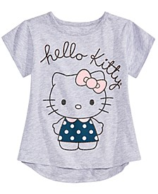 Toddler Girls Graphic-Print T-Shirt