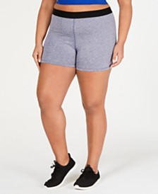 Soffe Plus Size Dri-FIT Training Shorts