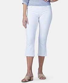 Lee Pull-On Capri Jeans