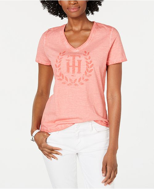 Tommy Hilfiger Logo T-Shirts, Created for Macy's
