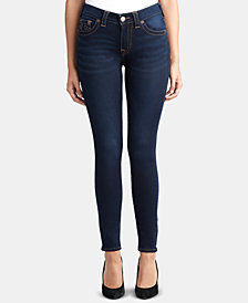 True Religion Jenny Curvy Skinny Jeans