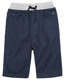 Univibe Big Boys Broadway Twill Shorts