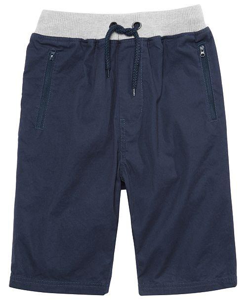 Univibe Big Boys Broadway Twill Shorts