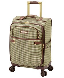 "Oxford II 20"" Softside Carry-On Spinner, Created for Macy's"