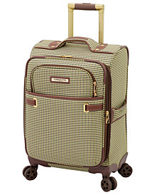 "London Fog Oxford II 20"" Softside Spinner"