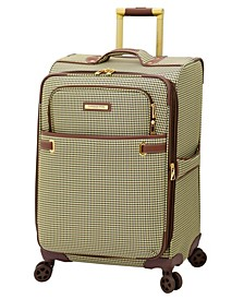 "Oxford II 25"" Softside Spinner Suitcase, Created for Macy's"