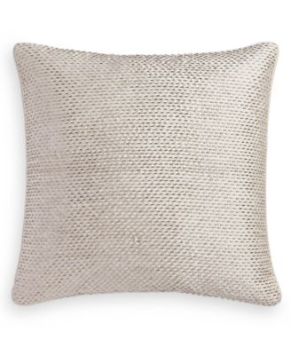 """Silverwood 18"""" x 18"""" Decorative Pillow, Created for Macy's"""