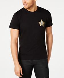 Versace Men's Sheriff Graphic T-Shirt