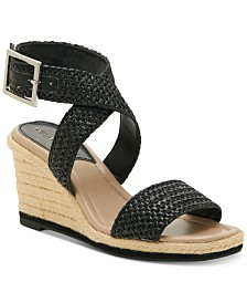 Enzo Angiolini Porice2 Wedge Sandals