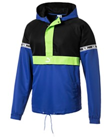 Puma Men's XTG Half-Zip Windbreaker