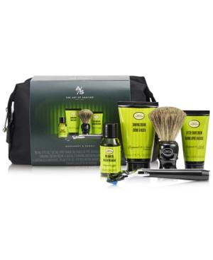 Men's 6-Pc. Travel Kit with Morris Park Razor