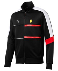 Puma Men's Ferrari T7 Track Jacket