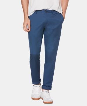 Original Penguin Pants MEN'S SLIM-FIT STRETCH TWILL CHINOS